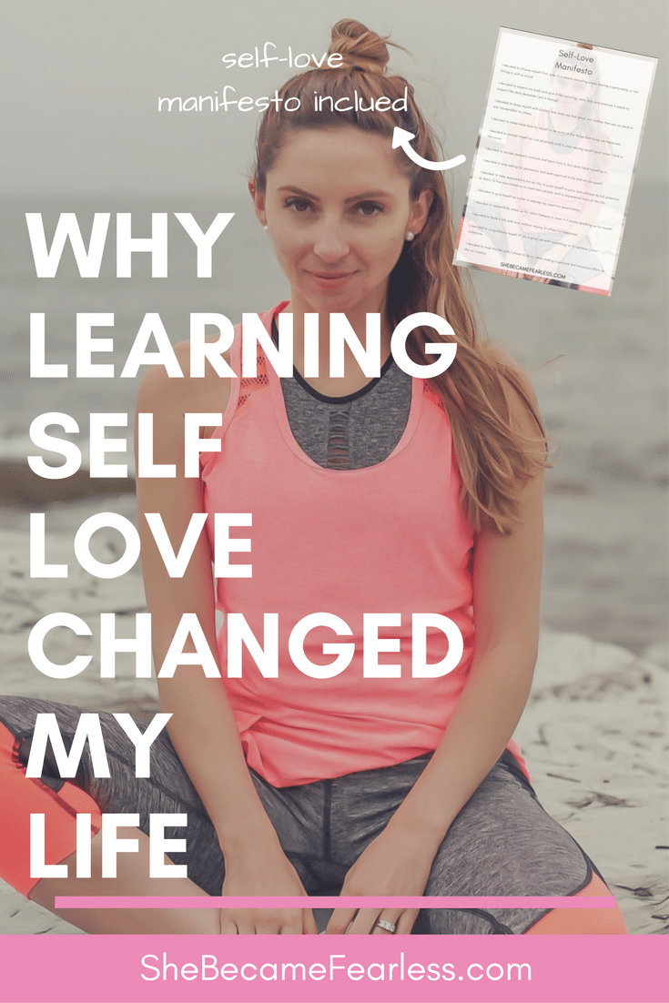 Why Learning Self-Love Changed My Life